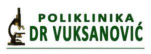Poliklinika Dr Vuksanovic-Laboratorija-Laboratory-Logo